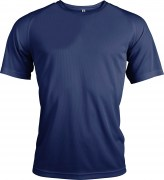 Tee – shirt Respirant 100 % Polyester pour Homme.